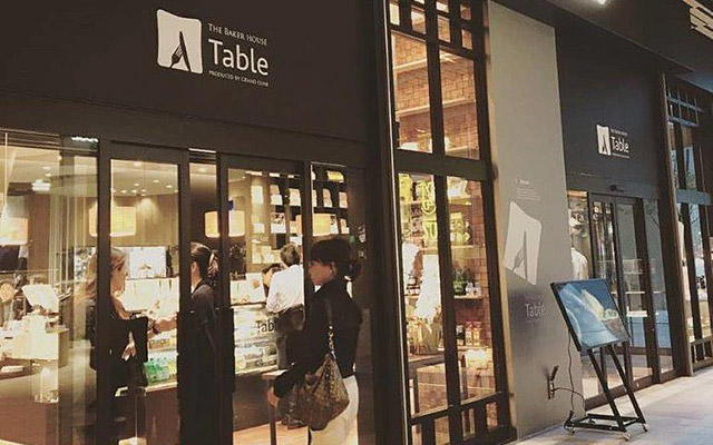 The BAKER HOUSE Table ささしまグローバルゲート店