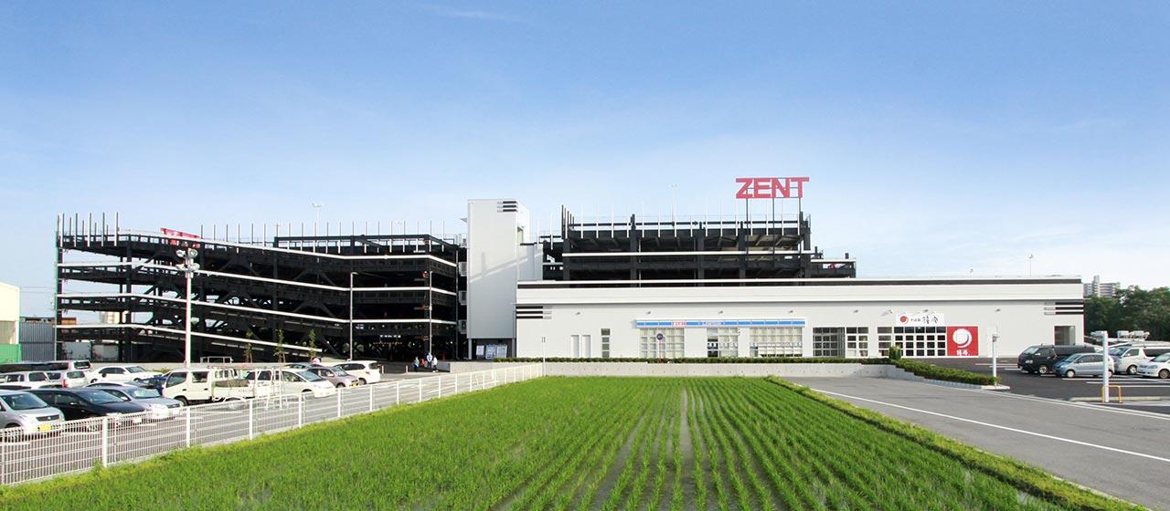 ZENT岡崎インター店